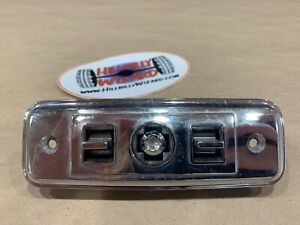 Used Oem 1984 1987 Buick Grand National Regal Chrome Power Seat Switch