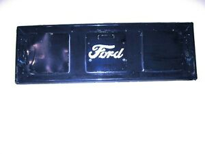 Vintage 1950 s Ford Truck Metal Tailgate Replica Wall Mount Hand Built