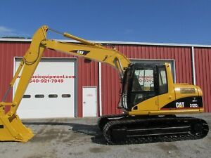 2007 Caterpillar 312cl Excavator 2441 Actual Hours A Real Nice Tight Machine