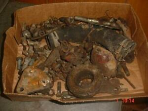 16 lbs Original Ford 9n 8n Tractor Bolts Chains Small Parts Etc 9n 8n Ford