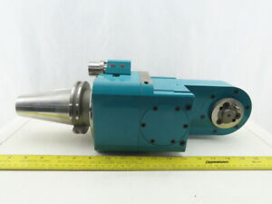 Pdq 402 24 011 Cnc Cat 50 Right Angle Tooling 3 1 Gear Reduction Head