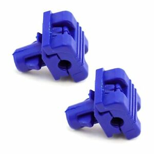 2 Tailgate Handle Rod Retainer Clips Fits Chevy Chevrolet Avalanche 2002 2006