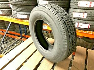 4 New St225 75r15 Leao R781 Radial Trailer Tires 75r15 2257515 10 Ply E Rated