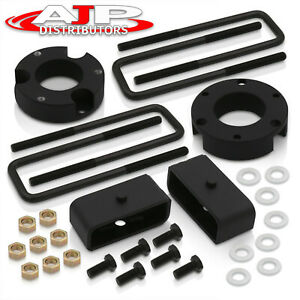 3 Front 2 Rear Black Leveling Lift Kit Set For 1995 2004 Toyota Tacoma 4wd 2wd