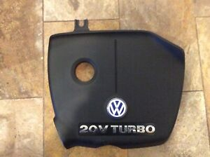 Vw 02 09 Beetle 1 8l 1 8 20v Turbo Engine Cover 1c0 103 925 Nice Later Style 2