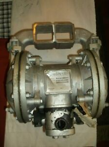 Sandpiper Sn 4 ss Stainless Steel Diaphragm Pump Sb1 a
