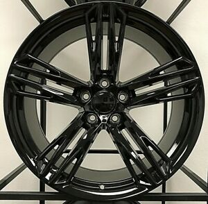 20 X 10 Bfg Comp2 A S Tire Wheel Package Camaro Zl1 1le Black For 10 15 Rims
