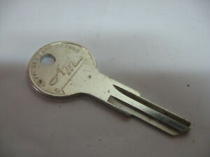 1960 s Amc Rambler Trunk Key Blank New Replacement Nors