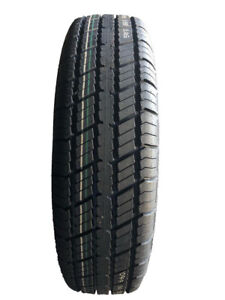 2 New Transeagle St Radial St 205 75r14 Load C 6 Ply Trailer Tires