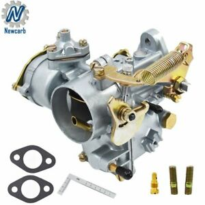 New Carburetor Kit Electric Choke Fit For Vw Beetle Bug Bus 113129027f 30 Pict 1