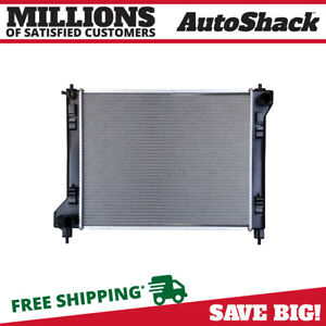 New Radiator Assembly For 2013 2014 2015 2016 2017 2018 2019 Nissan Sentra 1 8l