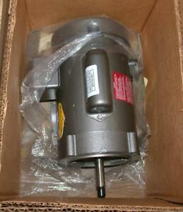 New Baldor Electric Cjl3504a Single Phase Ac Motor 1 2 Hp 115 208 230 Vac