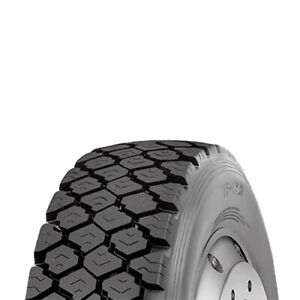 Radar R d3 225 70r19 5 Load G 14 Ply Drive Commercial Tire