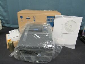 New Open Box Ibm 4610 2cr Thermal Pos Receipt Printer Powered Usb Interface