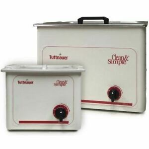Tuttnauer Clean Simple Ultrasonic Cleaner