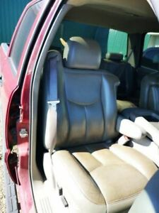 Passenger Front Seat Bucket And Bench Fits 03 07 Sierra 1500 Pickup 203827