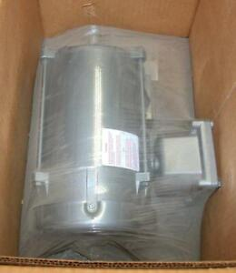 New Baldor Electric M7014t 3 phase Ac Motor 1 Hp 208 230 460 Vac 1725 Rpm