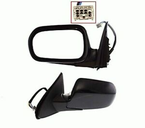 Driver Side Mirror 2004 2005 2006 Acura Rsx Power Heated Paint To Match
