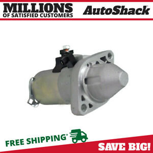 New Starter Motor For 2002 2003 2004 2005 2006 Honda Cr V 2 4l