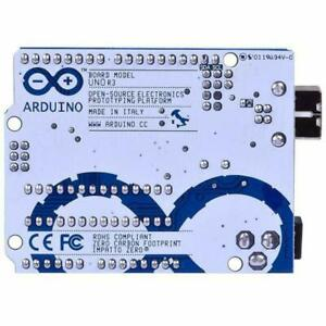 Arduino Uno R3 Module Board Operating Voltage 5v 7 12v Input Current New
