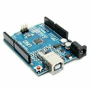 Robocraze Arduino Uno R3 Smd Development Board With Usb Cable Multi Color