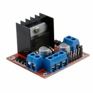 Motor Drive Controller Board Module Dual H Bridge Dc Stepper For Arduino