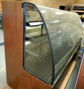 Structural Concepts Harmony Hmg7553r Curved Glass Display Cooler 75 1 8