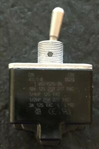 Honeywell Microswitch Toggle Switch 4tl1 8 Ms245 26