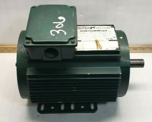 Reliance Vector 1 Hp Duty Master Ac Electric Motor 460v Wc143tc Frame 3 Phase