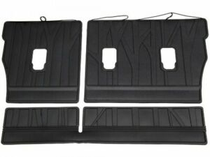 2014 2018 Subaru Forester Rear Back Seat Cover Protector New J501ssg400 Genuine