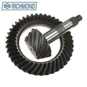 Richmond Gear 69 0350 1 Street Gear Differential Ring And Pinion