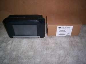 Kronos 9000 Digital Time Clock Touch Screen 8609000 028 Guaranteed See Details
