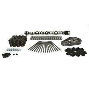 Comp Cams Camshaft Kit K08 433 8 Xtreme Energy Hydraulic Roller For Chevy Sbc