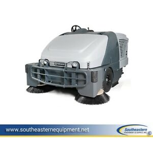 Reconditioned Advance Sw8000 Diesel Sweeper