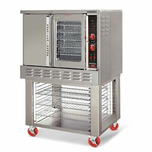 American Range Msd 1 Gas Convection Oven