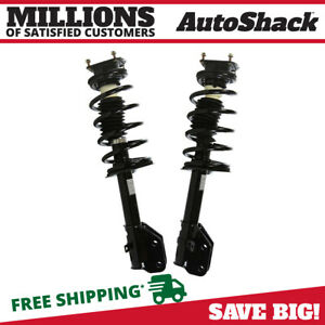 Front Complete Strut Pair For 2010 2012 2013 2014 2015 Ford Edge Lincoln Mkx