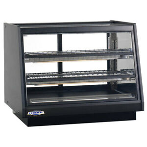 Federal Industries Err 3628ss 36 Countertop Refrigerated Deli Display Case