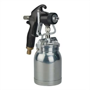 Tp Tools Hvlp Turbine 1 Qt Cup Paint Spray Finish Gun Hp 404 10
