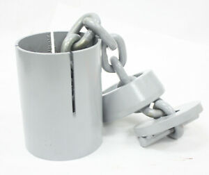 Auto Body Floor Anchor Pots Cylinder Anchor For Frame Machines Pulling Posts