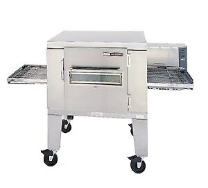 Lincoln 1450 000 u Conveyor Gas Oven