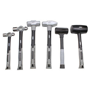 Abn 6pc Hammer Set Forging Hammer Tool Set Metal Working Tools And Equipment