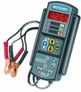 Midtronics Pbt300 Advanced Digital Battery Starter Charging System Tester