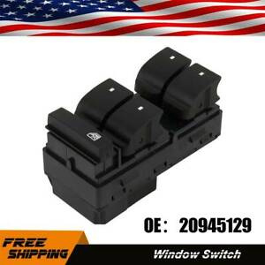 Power Window Master Control Switch For Chevrolet Silverado1500 2007 10 11 12 13