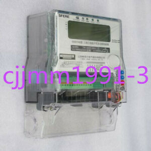 1pc New Sfere Three phase Three wire Electronic Power Meter Dssd1945