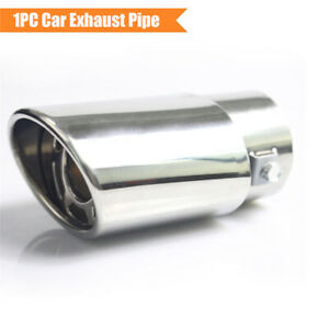 For 1 5 2 2 Car Exhaust Tail Pipe End Tip Muffler Replacement Accessories 1pc