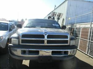 Power Brake Booster With P265 75r16 Tires Fits 00 01 Dodge 1500 Pickup 14937071