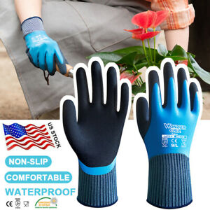 Wonder Grip Safety Work Gloves Fully Immersed Waterproof Cold proof Gloves