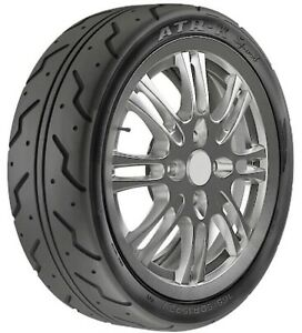 2 New Achilles Atr k Sport 165 50r15 73v Xl Performance Tires