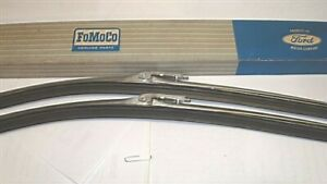 1969 1970 Mustang Boss 302 429 Shelby 350 500 Mach 1 Nos Trico Wiper Blades