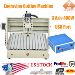 3040t Cnc Machine Router 3 axis Engraving Pcb Wood Metal Carving Diy Milling Kit